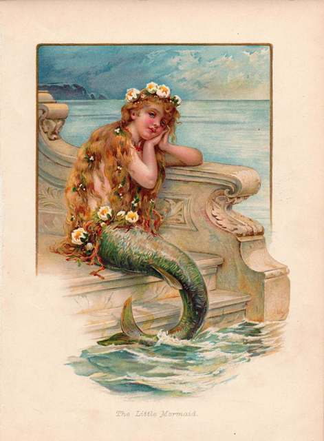 Top 9 Mythical Sea Beings